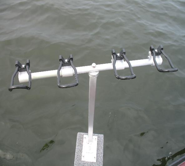 Hi-Tek Stuff rod holders | parts